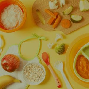 Nutrição Infantil: Da Introdução Alimentar ao 1º Ano de Vida